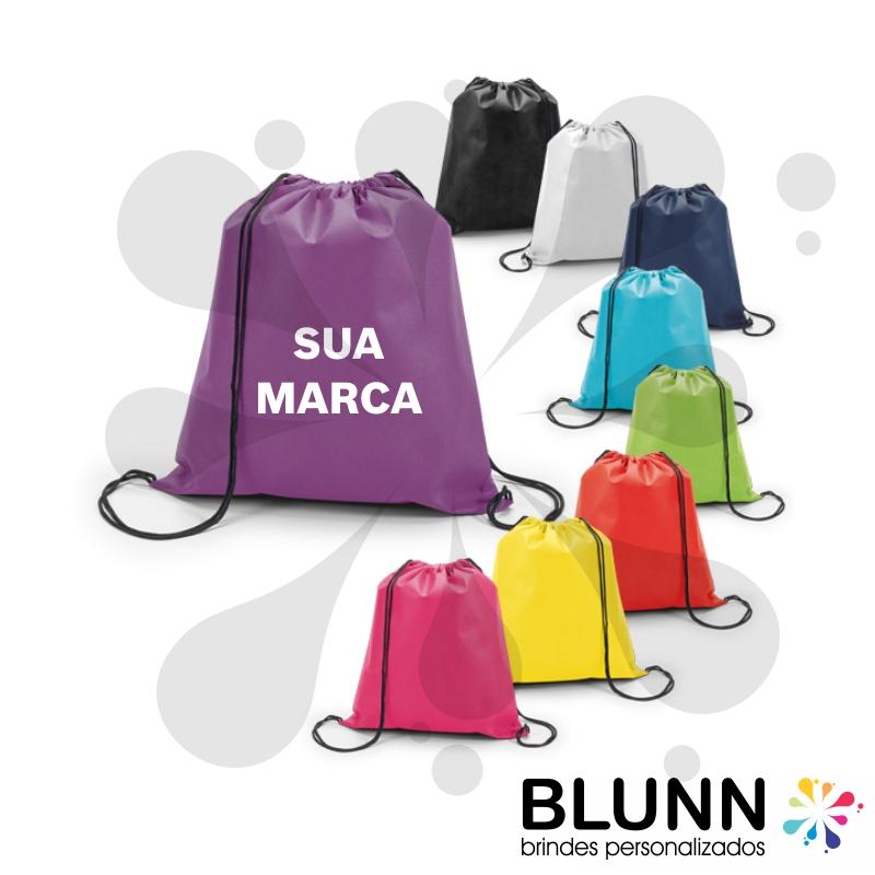 d26c0e872 Mochila Saco – Sacochila – A melhor empresa de Brindes ...